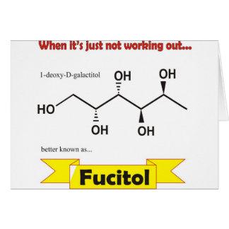 Fucitol Organic molecule Card