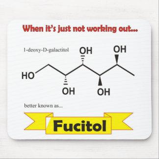 Fucitol Organic molecule Mouse Pad