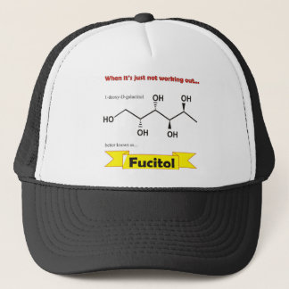 Fucitol Organic molecule Trucker Hat