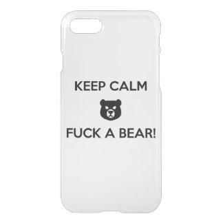 Fuck A Bear iPhone 8/7 Case