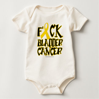 Fuck Bladder Cancer Baby Bodysuit