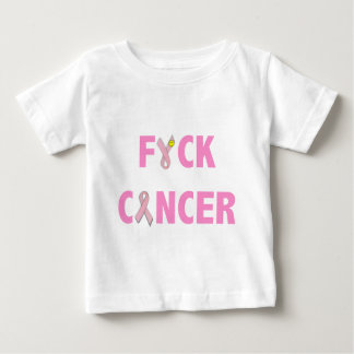 FUCK Cancer Baby T-Shirt