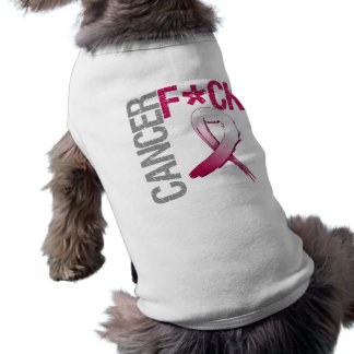 Fuck Cancer - Head and Neck Cancer T-Shirt