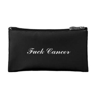 Fuck Cancer Makeup Bag