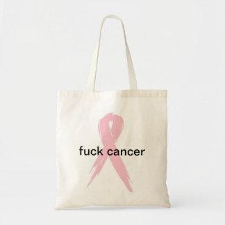 Fuck cancer tote