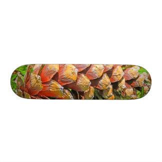 Fuck cone skateboard deck