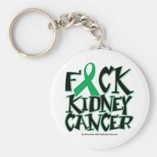 Fuck Kidney Cancer Keychain