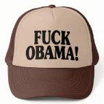 Fuck Obama merchandise