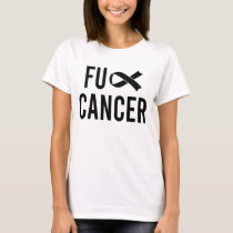 Fuckk Cancer Shirt, Cancer Survivor Shirt, Cancer T-Shirt