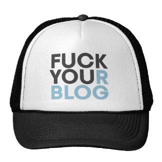 FuckYourBlog Trucker Hat