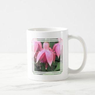 Fucsia rosado taza