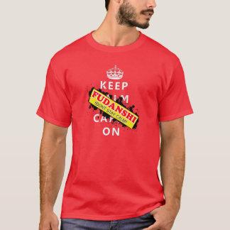 Fudanshi don't calm down T-Shirt