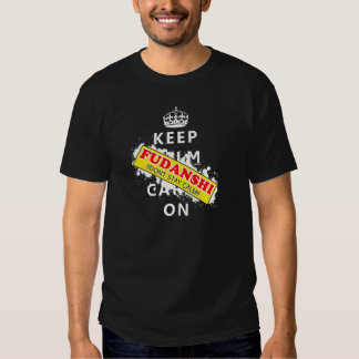 Fudanshi don't stay calm t shirts