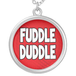 Fuddle Shiddle Colgante Redondo