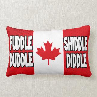 Fuddle Shiddle Lumbar Pillow