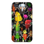 Fudebot Family iPhone 4 Covers