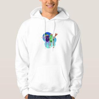 fudebot template hooded sweatshirt
