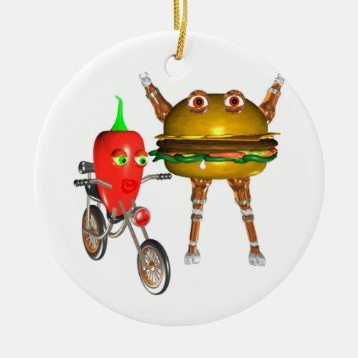 fudebot template ornament
