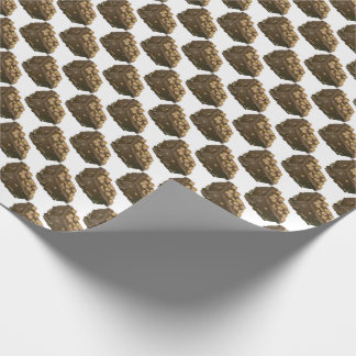 Fudge Brownie Wrapping Paper