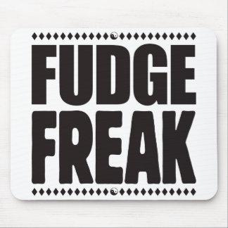Fudge Freak Mouse Pad