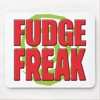Fudge Freak R Mouse Pad