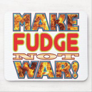 Fudge Make X Mouse Pad