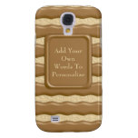 Fudge Striped Shortbread Cookies Samsung Galaxy S4 Covers