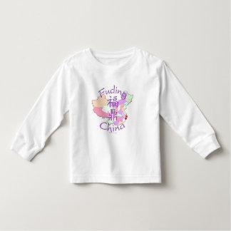 Fuding China Toddler T-shirt