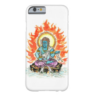 Fudo Myo-O/firm discernment throne image Barely There iPhone 6 Case
