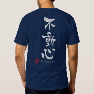 'Fudoshin' KANJI (Budo terms) Tee Shirt