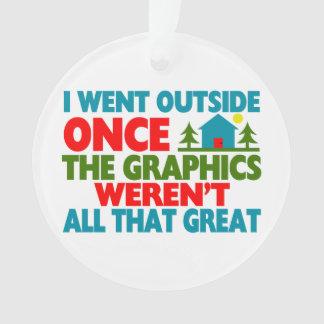 Fue fuera de gráficos no eran grande