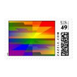 Fuego antiaéreo del arco iris franqueo