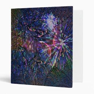 Fuego artificial abstracto