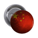 Fuego artificial; Bandera de China Pin