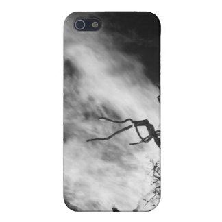 Fuego blanco iPhone 5 coberturas