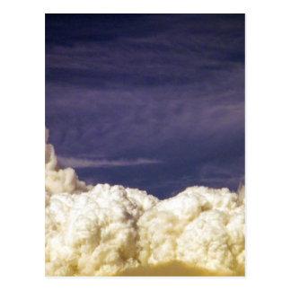 Fuego Clouds_ de la estación de California Postales