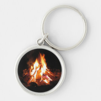 Fuego de Bonne del Bon del fiesta de la hoguera Llaveros