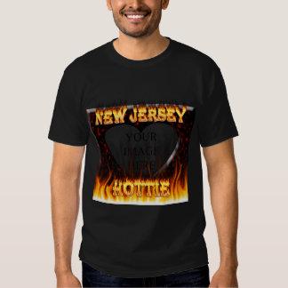 Fuego de New Jersey Hottie y corazón de mármol