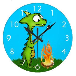 Fuego del dragón relojes