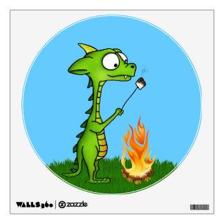 Fuego del dragón vinilo