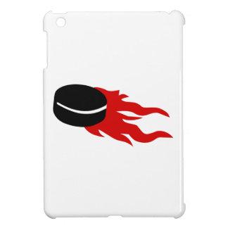 Fuego del duende malicioso de hockey