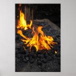 fuego del hammersmith posters