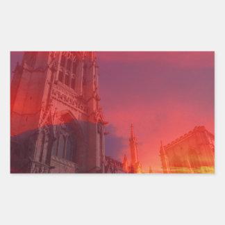 Fuego del púlpito rectangular altavoces