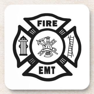 Fuego EMT Posavasos