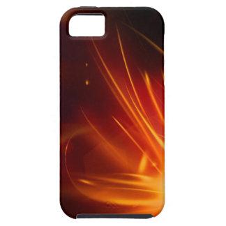 Fuego en nuestros corazones iPhone 5 carcasa