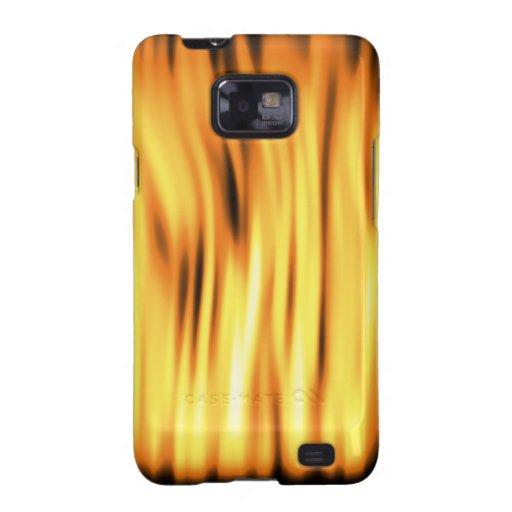 Fuego Galaxy S2 Carcasa