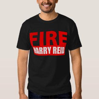 Fuego Harry Reid Camisas