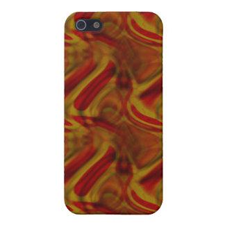 Fuego iPhone4 abstracto iPhone 5 Carcasa