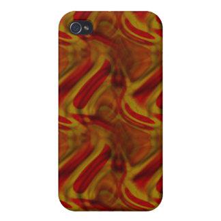 Fuego iPhone4 abstracto iPhone 4 Coberturas