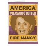 Fuego Nancy Pelosi Felicitacion